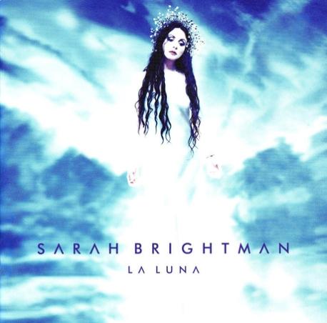SARAH BRIGHTMAN - LA LUNA [미개봉] * 사라 브라이트만