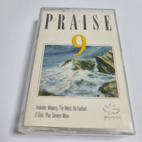 (중고Tape) Praise 9