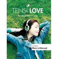 [중고] 텐시 러브(Tensi Love) / 1집 - Music Is Allaround (하드북)