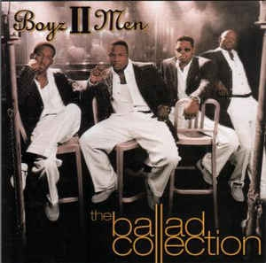[일본반] Boyz II Men - The Ballad Collection
