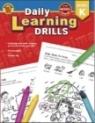 Daily Learning Drills, Kindergarten