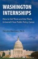 [영어원서] Washington Internships: How to Get Them and Use Them to Launch Your Public Policy Career (Paperback)