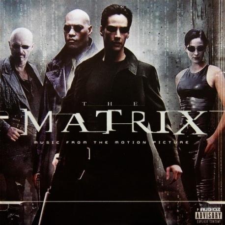 The Matrix - O.S.T [씨디에 실기스 약간]