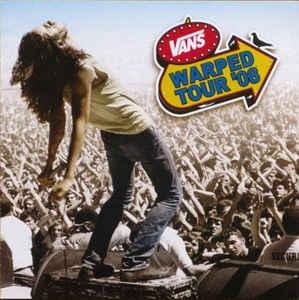 [수입/미개봉] V.A - Warped Tour 2008 Compilation [2CD]