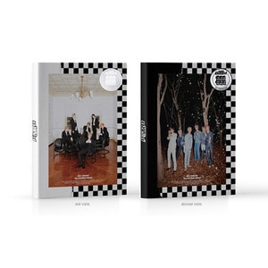 [미개봉] 엔시티 드림 (NCT Dream) / We Boom (3rd Mini Album) (We/Boom Ver. 랜덤 발송)