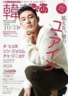 韓流ぴあ 2014年 10/31號