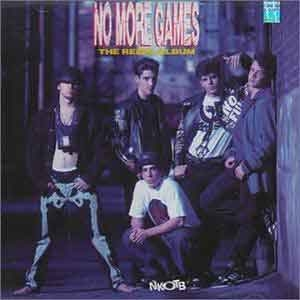 [LP] New Kids On The Block(The Remix Album): Games / Step By Step