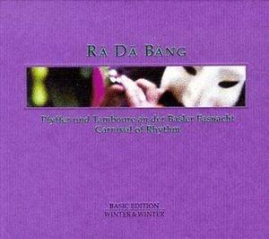 V.A. / Ra Da Bang : Carnival Of Rhythm (Digipack/수입)