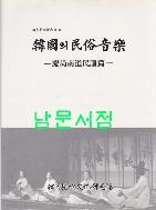 한국의 민속음악:경상남도민요편(조사연구보고서 85-1