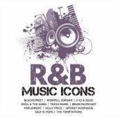 [미개봉] V.A. / R&B Music Icons (수입/미개봉)
