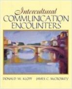 Intercultural Communication Encounters (Paperback, 1st)