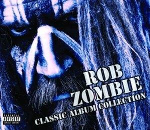 [미개봉] Rob Zombie / Classic Album Selection (4CD+1DVD Box Set/수입/미개봉)