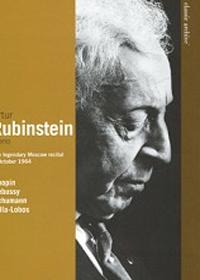Rubinstein: The legendary Moscow recital, 1 October 1964 루빈스타인 : 전설적인 1964년 10월 1일 모스크바 독주회