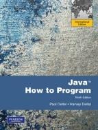 Java How to Program (Paperback)