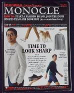 Monocle Magazine  2017년4월   /사진의 제품/ 상현서림 /☞ 서고위치:RQ 8  *[구매하시면 품절로 표기됩니다]