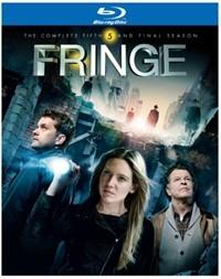 Fringe: The Complete Fifth Season [Blu-ray]