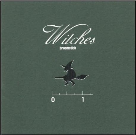 위치스 Witches 1집 - Broomstick