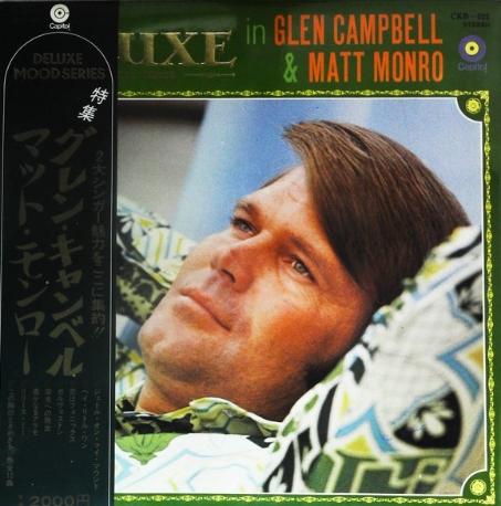 [일본반][LP] Glen Campbell & Matt Monro - Deluxe In Glen Campbell & Matt Monro [Gatefold]