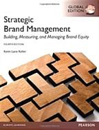 Strategic Brand Management: Global Edition (Paperback, 4 ed)