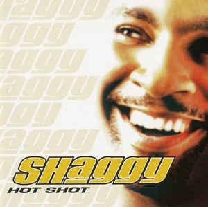 [수입] Shaggy - Hot Shot