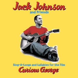O.S.T. (Jack Johnson) / Curious George (큐리어스 조지) (Digipack)