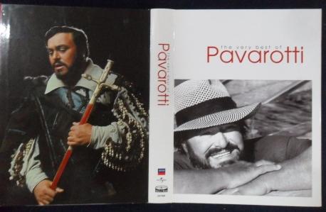 The Very Best Of Pavarotti - Luciano Pavarotti [DVD+2CD]  /사진의 제품   ☞ 서고위치:RV 3