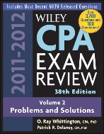 Wiley CPA Examination Review 2011-2012 (Paperback) - Vol. 2