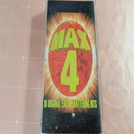 (중고Tape) Max Vol.4