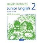 Haydn Richards Junior English with answes   미사용 새제품