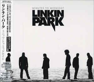 [일본반] Linkin Park - Minutes To Midnight [Digipak][+1 Bonus Track]