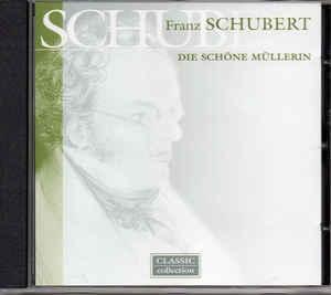 [수입] Peter Schreier / Walter Olbertz - 슈베르트: 아름다운 물레방앗간 아가씨 (Schubert: Die schone Mullerin)