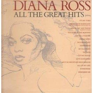 [일본반][LP] Diana Ross - All The Great Hits [Gatefold][2LP]