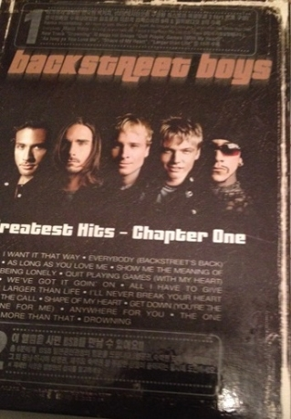 Backstreet Boys / Greatest Hits - Chapter One (Digipack Repackage/2CD)