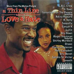 [수입] O.S.T - A Thin Line Between Love & Hate