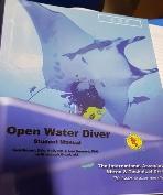open water diver/스튜던트매뉴얼/한글판