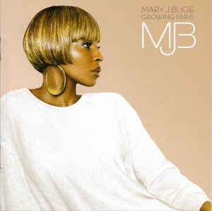 [수입] Mary J. Blige - Growing Pains