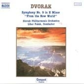 [중고] Libor Pesek / Dvorak - Symphony No. 9 (수입/8550011)
