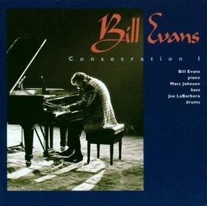 Bill Evans / Consecration I (수입)