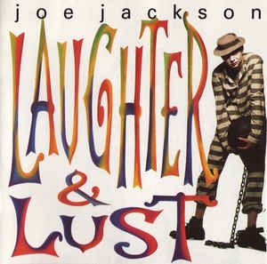 [수입] Joe Jackson - Laughter & Lust