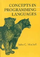 Concepts in Programming Languages  (ISBN : 9780521780988)