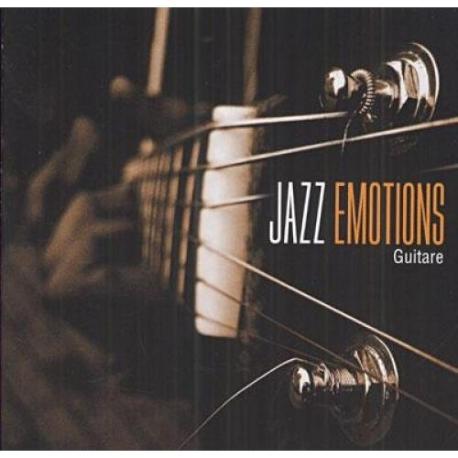 JAZZ EMOTIONS : GUITARE