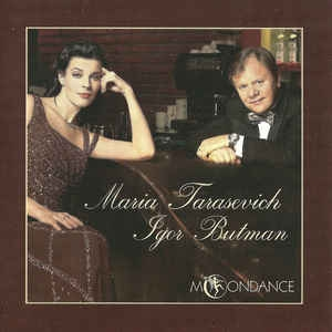 [수입] Igor Butman & Maria Tarasevich - Moondance