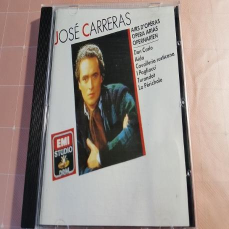 Jose Carreras - Airs d operas, Opera arias, Opernanen