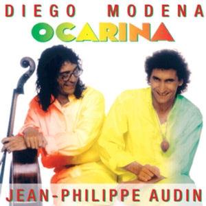 [미개봉] Ocarina (Diego Modena, Jean-Philippe Audin) / Ocarina (24Bit Remastered/Gold Disc/Digipack)
