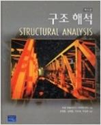 구조해석(제5판)(STRUCTURAL ANYSIS)  (러셀 히블러, 2004년) [양장] [CD 1장 있음]