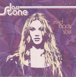 [수입/미개봉] Joss Stone - Mind Body & Soul