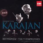 BEETHOVEN THE 9 SYMPHONIES [베토벤 교향곡 전집] (전곡) [5CD / 박스케이스](수입) - 카라얀 Karajan