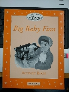 Big Baby Finn Activity Book and Play