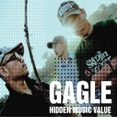 [미개봉] Gagle / Hidden Music Value (Digipack/미개봉)