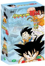 [DVD] 드래곤 볼 Vol.2 (Dragon Ball/5 Disc/미개봉)